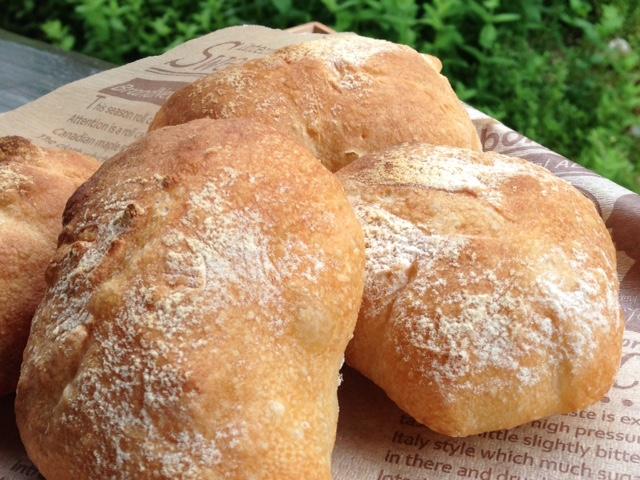 お菓子とパン