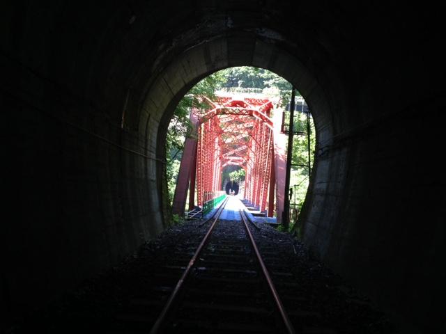 渓谷コース